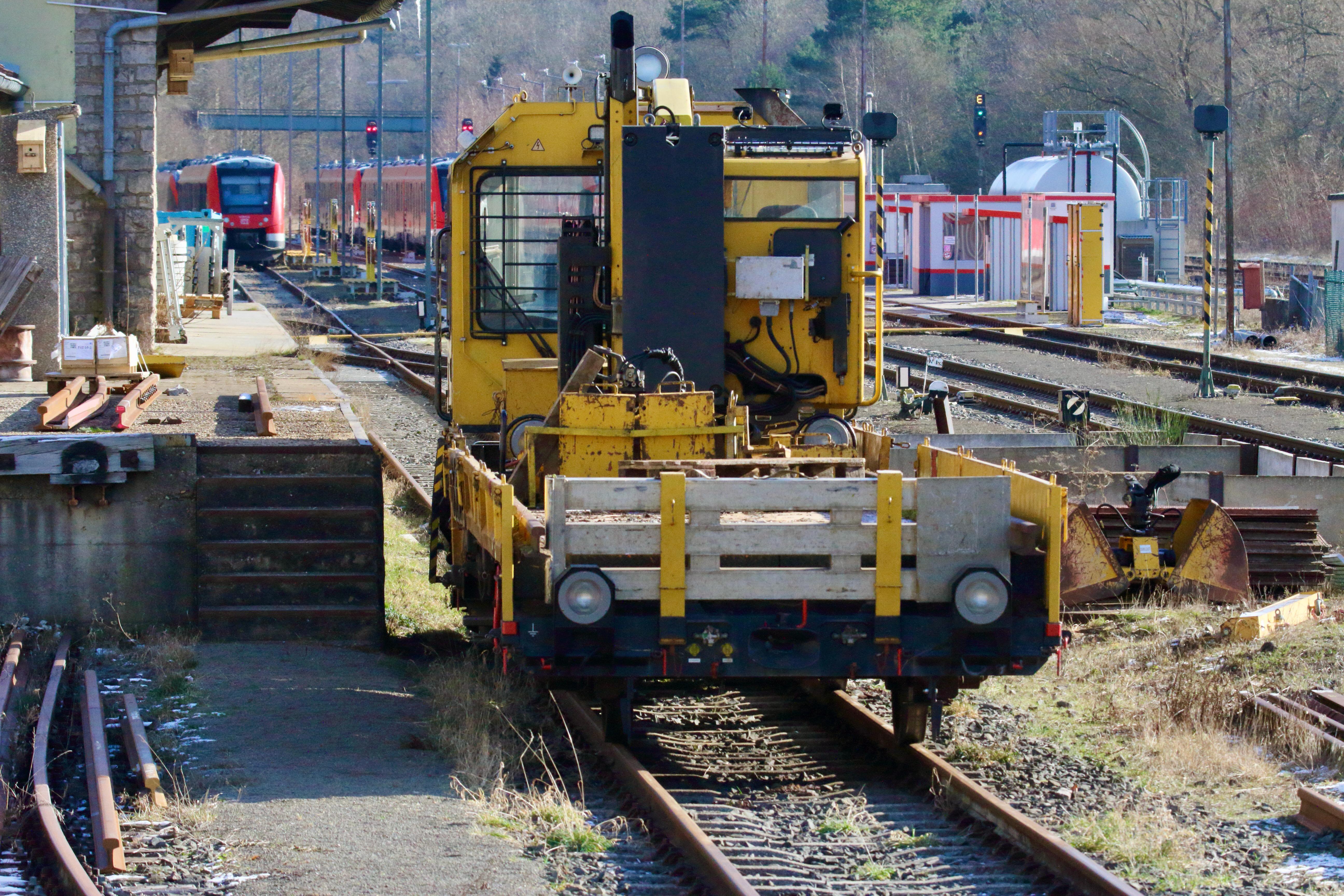 Zugtechnik